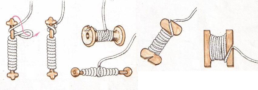 knude i håndfladen